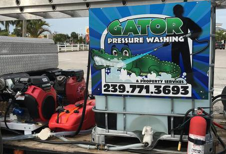 Pressure Cleaning Fort Myers